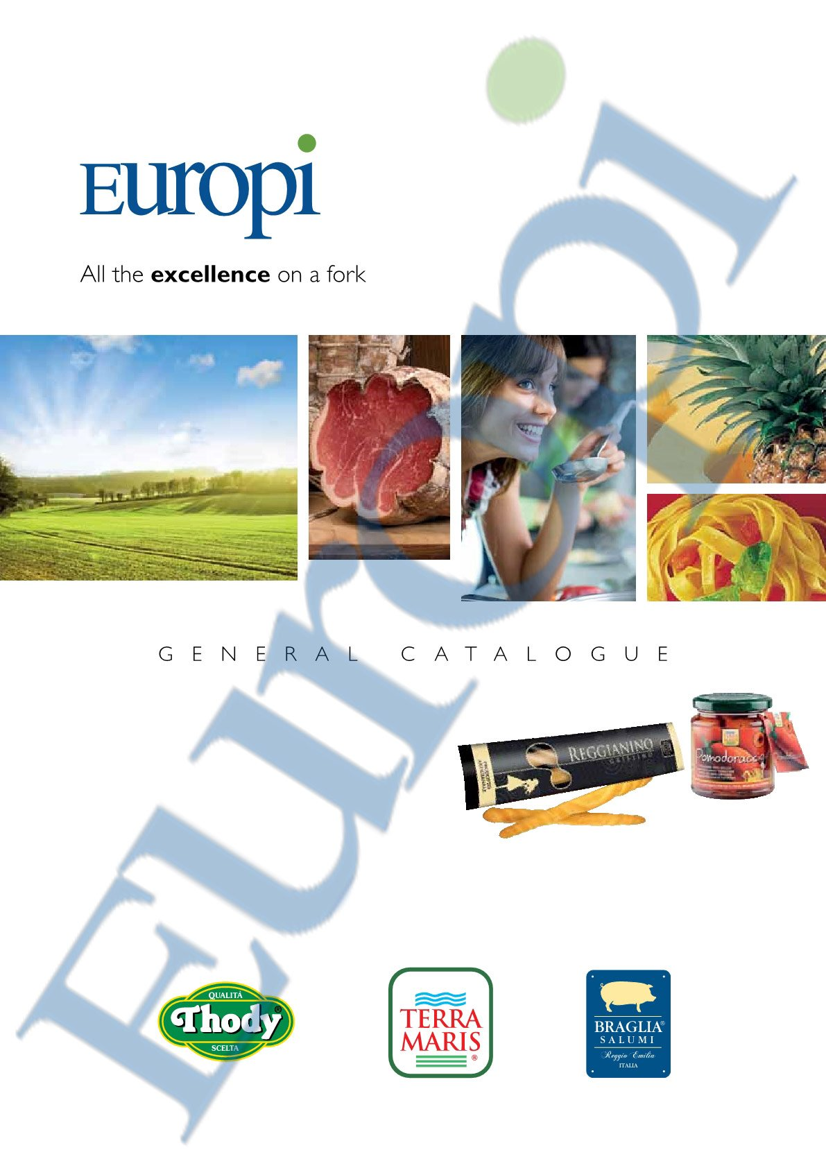 Catalogue Europì